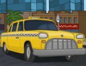 A Unidade Da Cidade De Táxi