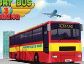 Aeroporto Estacionamento Para Ônibus 3