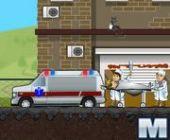 Ambulância Motorista De Caminhão