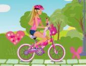 Barbie E Me Moto Jogo