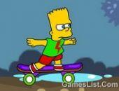 Bart Simpson Aventura