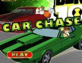 Ben 10 Perseguição De Carro Jogo gratis