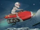 Bicicleta De Corrida De Espaço No Hd gratis jogo