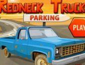 Caminhão Estacionamento Redneck