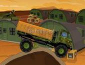 Caminhão Missão Militar