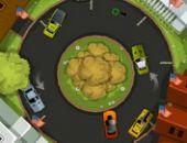 Carro Americano Estacionamento