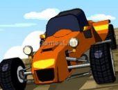 Carros de montanha-russa Jogo