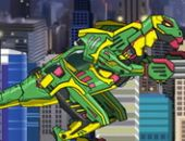 Dino Robô Therizinosaurus gratis jogo