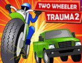 Dois roda traumatismo 2