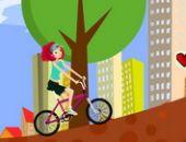 Domingo Passeio De Bicicleta Jogo