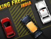 Estacionamento frenesi: Índia
