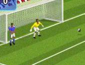 Euro Cup pontapé