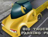 Grande Caminhão Estacionamento Pró gratis jogo
