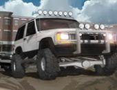 Jeep Estacionamento Da Cidade