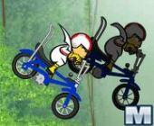 Kick Buttowski Motorush gratis jogo