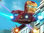 Lego Homem De Ferro