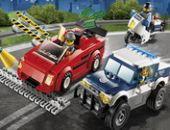 Lego Velocidade Chace De Quebra-Cabeça