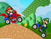 Mario Atv adversario