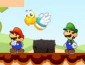 Mario Bros Grande Aventura gratis jogo