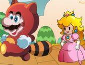 Mario E A Princesa A Escapar