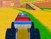 Mario Monstro Caminhão 3D