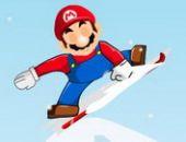 Mario Patinação No Gelo 2