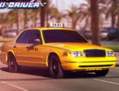 Miami Motorista De Táxi