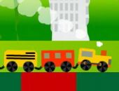 Mini-Comboio Jogo