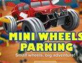 Mini Rodas Estacionamento