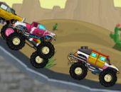 Monstro Caminhão correr