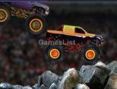 Monstro Caminhão Guerreiros