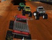 Monstro do camionista 3D