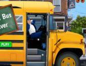 Motorista De Ônibus Escolar