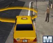 New York Licença de táxi 3D
