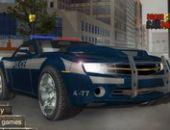Novo Carro Da Polícia Estacionamento Jogo