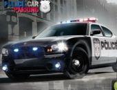 O Carro De Polícia Estacionamento 3