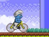 Os Smurfs Bmx