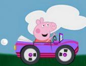 Peppa Pig Carro De Corrida gratis jogo