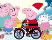 Peppa Pig Entrega De Natal