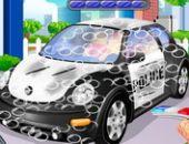 Polícia Lavagem De Carros 2
