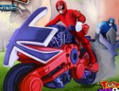 Power Rangers Poder Passeio