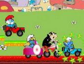 Smurfs Divertida Corrida 2 gratis jogo