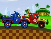 Sonic Caminhão Guerras