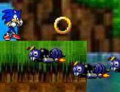 Sonic Smash Bros Jogo