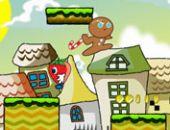Super Homem Gingerbread 2