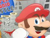 Super Mario Castelo Jogo