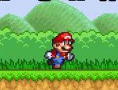 Super Mario Estrela Embaralhar