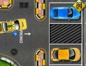 Táxi Amarelo De Táxi De Estacionamento gratis jogo