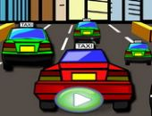 Táxi corredor gratis jogo