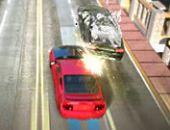 Vermelho motorista 4